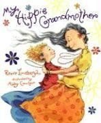 A young girl describes all the things she likes about her grandmother, including the purple bus she drives, growing vegetables, picketing City Hall, and playing the banjo. My Hippie Grandmother by Reeve Lindbergh; illustrated by Abby Carter Hippie Kids, Hippie Mom, Hippie Baby, Hippie Peace, Hippie Bohemian, Unique Gifts For Kids, Artists For Kids, Lindbergh, Cat Sleeping