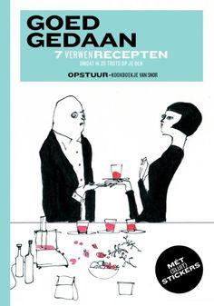 Zaterdag 24 november  14:00 - 15:00 uur  Mieke van Laarhoven, auteur van de OPSTUUR-kookboekjes, bezoekt De Vries.