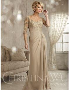 Style 17823 - Christina Wu Elegance