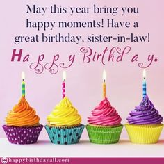 Nicest birthday wishes, messages, quotes, poems and greetings for your sister. Wish her happy birthday and tell her how special she is. Blessed Birthday Wishes, Happy Birthday Dear Sister, Best Happy Birthday Message, Birthday Messages For Sister, Message For Sister, Sister Birthday Quotes, Best Birthday Wishes, Happy Birthday Sister, Wishes Messages