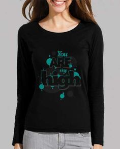 Prezzi e Sconti: Sei la mia camicia a maniche lunghe donna  ad Euro 21.00 in #Tostadora #T shirt donna