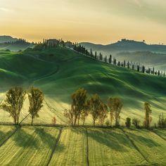 Sunny Tuscany by Jaroslaw Pawlak on 500px