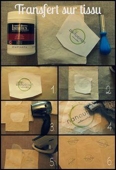 Imprimemer sur du tissu pour faire le lait de colle il - Quelle colle utiliser pour coller du tissu ...