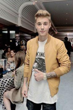 Justin Bieber :)