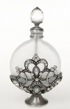 Gorgeous vintage perfume bottle