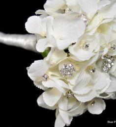 Hydrangea Bling Bouquet