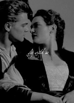 Fly with me//rms titanic / movie lockscreens ♡ – Film Scenes Titanic Movie Facts, Titanic Quotes, Leonardo Dicaprio Kate Winslet, Young Leonardo Dicaprio, Titanic History, Rms Titanic, Crush Movie, Amor Romance, Leo And Kate