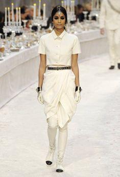 Chanel Indian High Fashion