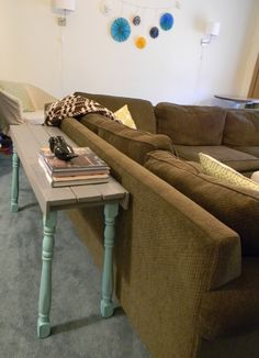 Simple Home Life: d.i.y pallet sofa table