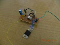 How to Make a Laser Diode Driver That Enables You to Burn Paper : 3 Steps - Instructables Laser 3d Printer, 3d Laser, Electronics Gadgets, Electronics Projects, Burnt Paper, Rules For Kids, Electrical Projects, Electrical Engineering, Arduino Projects