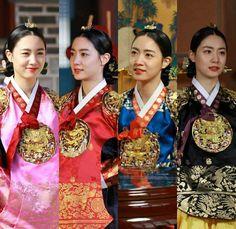 Korean Hanbok, Korean Dress, Korean Traditional Dress, Traditional Dresses, Cinderella Cosplay, Grand Prince, Costume Noir, Korean Fashion, Sari