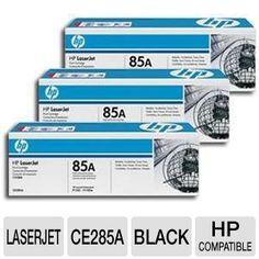 Cheap 3 PACK HP LASERJET CE285A BLACK PRINT CARTRIDGE Special offers - http://topprintersink.com/cheap-3-pack-hp-laserjet-ce285a-black-print-cartridge-special-offers