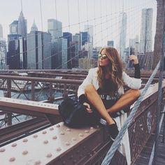 Imagem de girl, fashion, and city