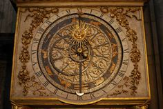 Astronomical Clocks Are the Most Beautiful Way to Track Hours, Years, and the Moon   Atlas Obscura