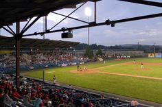 The Williamsport Crosscutters, an affiliate of the Philadelphia Phillies, play their home games at Historic Bowman Field. The park is the second oldest Minor League stadium operating in the U.S. and was ranked as one of the top Minor League stadiums to watch a game by Baseball America.