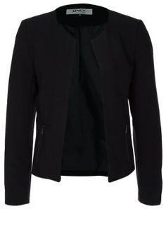 bestil ONLY ONLKIM - Blazere - black til kr 299,00 (10-05-15). Køb hos Zalando og få gratis levering.