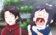 Touken Ranbu Characters, Short Comics, Cute Girl Photo, Zuko, Sword, Character Art, Cute Girls, Otaku, Anime
