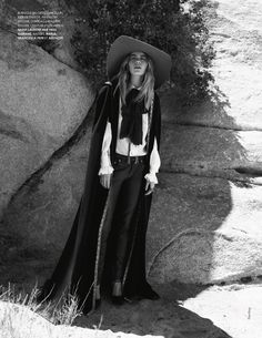 ELLE FRANCE, JUNE 2013 photography: dan king   ∆   model: camille rowe