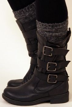 Buckle Boot | elfsacks