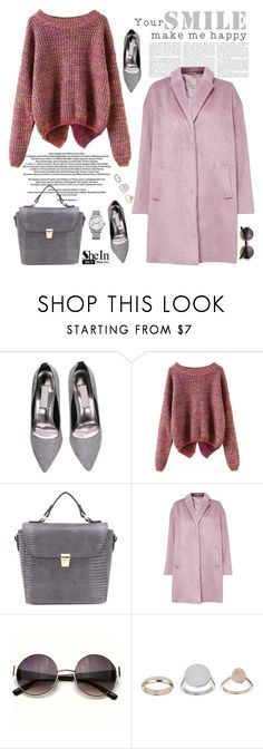 """Your smile makes me happy"" by sabinakopic ❤ liked on Polyvore featuring mode, Great Plains, Topshop, Calvin Klein, women's clothing, women, female, woman, misses en juniors"