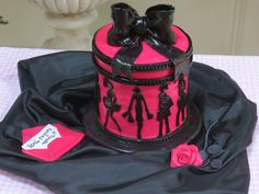 regalo shopping - by serena70 @ CakesDecor.com - cake decorating website