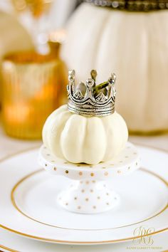 Glam Halloween Table