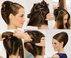 Diy-Updo-Hair-Style