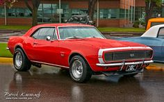 1967... Love the color! Just never liked how the rear wheel well looked. I love the tucked in and flat style of the 69
