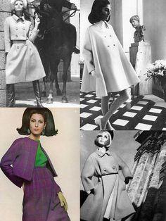 Alberto Fabiani designs, mid-1960s.