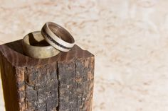 Maple with Walnut interior. Bentwood Ring with by BeatyWoodworks