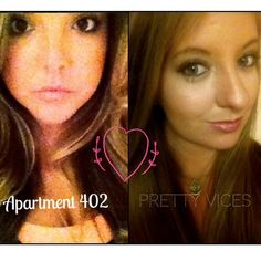 """Apartment 402 + Pretty Vices """"Bad Girl"""" Beauty Collaboration"""