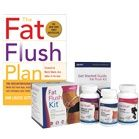 #healthylivinghooplah Classic Fat Flush Starter Bundle: Hardcover book, 30-day supply of supplements unikeyhealth