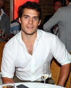 """Henry Cavill as """"Mac"""" (Maid for Love)"""