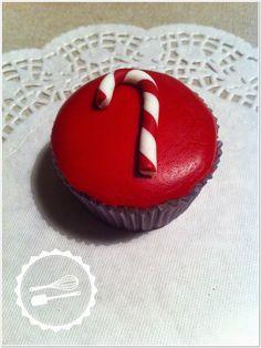 Baunilha Cor-de-Rosa: #Cupcake #christmas