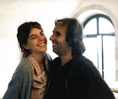 """278 mentions J'aime, 2 commentaires - @birkingainsbourgmusique sur Instagram: «""""He wanted a daughter. And we had her. Her name is Lou Doillon. She looks a lot like him.…» Lou Douillon, Daughter, Couple Photos, Couples, Instagram, Couple Shots, Couple Photography, Couple, My Daughter"""