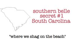 Southern Belle Secrets #1