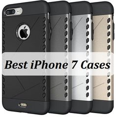 Here you can check the list of best iPhone 7 cases, there are so many available but we have provided the selected ones here.