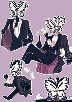 Lobotomy Corporation - Funeral of the Dead Butterflies Amusement Park, Funeral, Minnie Mouse, Disney Characters, Fictional Characters, Butterfly, Artist, Games, Amazing