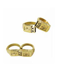 USB 2-Piece Ring