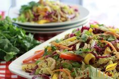 Wildtree's Asian Chicken Slaw SaladRecipe