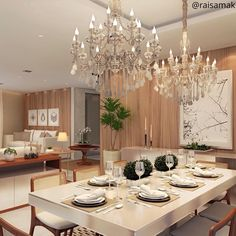 Sala de jantar para o novo empreendimento da Granado Imóveis, Gran London Ville. Projeto Arquitetônico Mendes Cardoso Arquitetura.  Interiores, modelagem e render Studio Elementare, @raisamak #projeto #arquiteta #arquitetura #interiores #saladejantar #arquiteturaedesign #arquiteturadeinteriores #interiordesign #interiorismo #dining #3D #render #sketchup #3dsmax #vray #vrayrender #rendering #grandoimoveis #granlondonville #archviz #elementare #instadecor #decoracao #decoração #instarender…