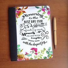 Pioneering Notebook Portfolio jw ministry jw pioneer