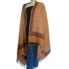 Silk Pashmina Shawls Wrap Womens Accessory 80 x 36 inches (Apparel)  http://howtogetfaster.co.uk/jenks.php?p=B0060HQ91G  B0060HQ91G