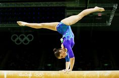 Aliya Mustafina Photos - Aliya Mustafina of Russia competes on the balance beam during the Women's Individual All Around Final on Day 6 of the 2016 Rio Olympics at Rio Olympic Arena on August 11, 2016 in Rio de Janeiro, Brazil. - Gymnastics - Artistic - Olympics: Day 6