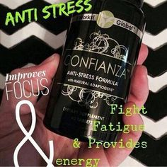 It Works CONFIANZA brings a whole NEW meaning to take a chill pill!  Confianza is a naturally based supplement that increases your energy levels while reducing stress and fatigue. Its a special blend of herbsdeveloped to provide a safe way to enhance your ability to cope with all forms of stress.    Anti-stress formula!  Made with adaptogenic herbs!  Improves mental focus and concentration!  Helps your body cope with physical stress!  Provides Energy & Reduces Fatigue!  All natural…