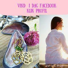 Vind i dag på Facebook. Klik her : https://www.facebook.com/Annweidesign