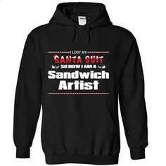 SANDWICH-ARTIST-the-awesome - #black tee #sweater for teens. MORE INFO => https://www.sunfrog.com/LifeStyle/SANDWICH-ARTIST-the-awesome-Black-Hoodie.html?68278