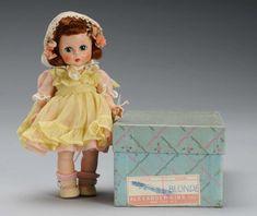 vintage wendy ann doll...made of hard plastic ~ madame alexander