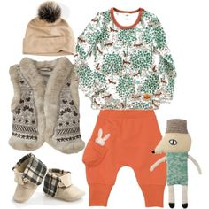 """""""Keeping Baby Warm and Hip"""" by boysbecool on Polyvore"""