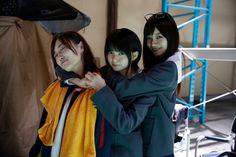 映画『映像研には手を出すな!』オフショット Saito Asuka, Cute Pictures, Cosplay, Poses, Hands, Twitter, Girls, Easy, Anime